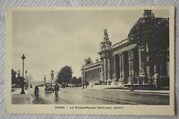 """CPA """" PARIS - Le Grand Palais"""
