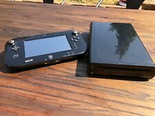 Nintendo Wii U Premium Pack 32GB Black Handheld System & Lego Dimensions & NLand