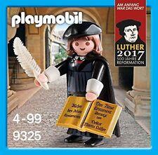 PLAYMOBIL 9325 Luther, Martin Lutero 500 Aniversario Especial Rareza Rare NUEVO