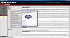 🚗MOTOR Heavy Truck Service v13 Diagnostic repair procedures for engine🚗