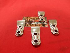 4 PC FULTON SUN VISOR CENTER MOUNTING CLIPS CHEVY FORD DODGE MODELS