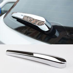 Chrome Rear Window Wiper Arm Cover Trim Molding For Opel Vauxhall Mokka