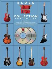 BLUES JAM TRAX PLAY ALONG GUITAR TAB SONG BOOK WITH 2-CD'S