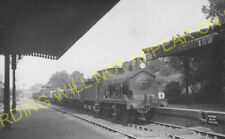 Sydenham Hill Railway Station Photo. Dulwich - Penge. SE&CR. (4)