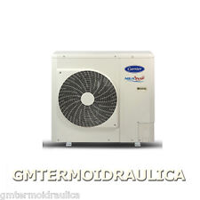 CARRIER MINI CHILLER AQUASNAP PLUS INVERTER POMPA DI CALORE 4,9 KW 30AWH004HD
