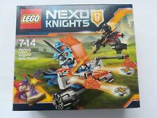 Lego Nexo Knights  70310 - Chariot De Combat De Knighton NEUF scellé