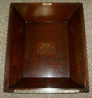 Victor VICTROLA phonograph Lid with Hinge