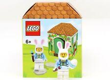 Lego cacería de huevos de Pascua Bunny choza 5005249 Nuevo Sellado Huevo & accesorios de cepillo de pintura