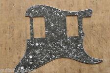 Golpeador Gris Perlado HH Stratocaster Pickguard 3 Capas Humbucker Strat Strato