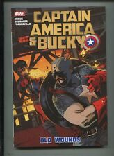 Captain America & Bucky: Old Wounds Vol 1 - Forever Patriots! - (Vf) 2012 Hc