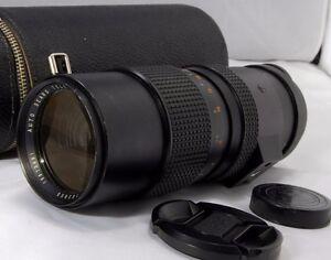 Used Sears 90-230mm f4.5 Pentax M4L Tele-Zoom Lens (SN 102850)