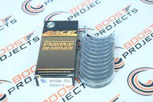 ACL Race Rod Bearings Standard Size For BMW S54B32 (3.2L) M3 E46 6B1569H-STD