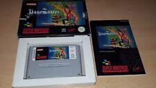 Super Nintendo SNES - The Pagemaster - komplett - Rarität