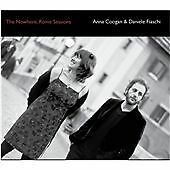 Anna Coogan & Daniele Fiaschi - The Nowhere Rome Sessions (2013)  CD  NEW/SEALED