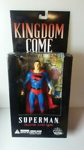 DC Direct Kingdom Come Superman Series Wave 1 Alex Ross Action Figure MIDP