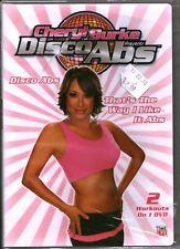 Cheryl Burke presents: Disco Abs (DVD, 2009) [SEALED]
