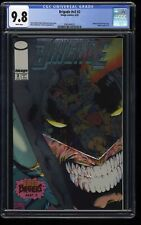Brigade (1993) #2 CGC NM/M 9.8 White Pages