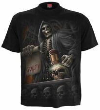 Spiral Direct JUDGE REAPER T shirts,Top, Skull,Gothic,Biker,Goth,Metal,Rock,Tee
