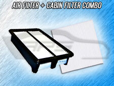 AIR FILTER CABIN FILTER COMBO FOR 2013 2014 2015 HONDA CIVIC - 2.4L MODEL ONLY