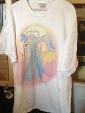 Stevie Nicks Rare Vintage 1998Enchanted Tour Shirt Xxl Sleeping Angel art Vgc