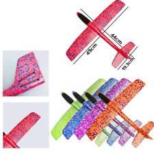 EPP Foam Hand Throw Airplane Outdoor Launch Glider Plane Kids Gift Toy Hot