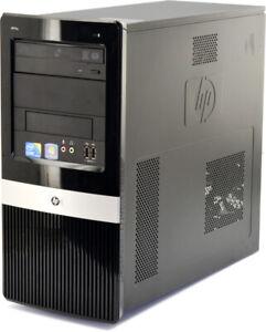 Ordinateur PC HP Compaq dx2400 MT, Dual Core, 750 Go, 8 Go, Windows10, 03