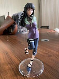 Anime Naruto Hinata Hyuga PVC Figure Statue 8'' New