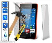 Genuine 100% TEMPERED GLASS Invisible Screen Protector For Microsoft Lumia 650