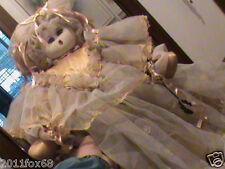 bambole di pezza bambole in pezza rag dolls stoffpuppen poupées en chiffon rare