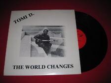 TOMI D. LP - THE WORLD CHANGES - OBRA - AFRICA GHANA