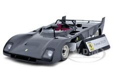FERRARI 312 P 312P PROTOTYPE BLACK 1/18 DIECAST MODEL CAR BY GMP G1804109