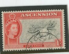 Ascension Stamps Scott #71 Used,Fine-VF (X4968N)