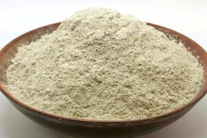 Pure Bentonite Clay Powder, Certified NSF/ANSI 60,  Face Mask Body Powder Skin