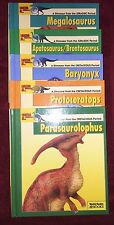 Weekly Reader Hardcover Children's Illustrated Dinosaur Books - Lot of 5