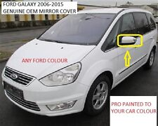 FORD S-MAX 2006 TO 2015 GENUINE WING MIRROR COVER LEFT PAINTED ANY FORD COLOUR