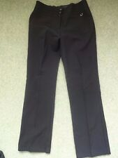 F&F Black Trousers (Suitable for some school uniforms) Age 13 / 14 yrs.