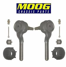 Ford Mustang Falcon Pair Set of 2 Front Outer Steering Tie Rod Ends Moog ES317L