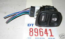 SATURN 99 S-SERIES Window Switch Black Right/Rear 1999 SC1 SC2 SL1 SL2 SW1 SW2