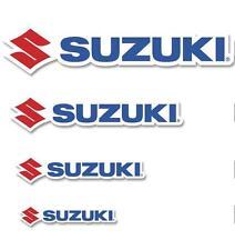DCOR - 40-40-112 - Decal Pack, 12in. Logo - Suzuki