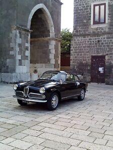 ALFA ROMEO GIULIETTA SPRINT 1961