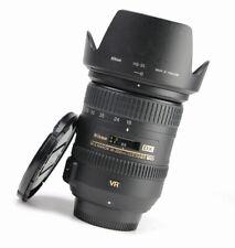 Nikon AF-S 18-200mm F3.5-5.6 G DX ED VR - MK II - Lens + F/R Lens Caps + Hood