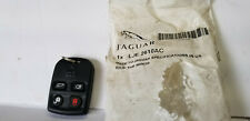 LJ82610AC JAGUAR KEY FOB REMOTE CONTROL.OEM NEW
