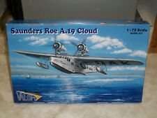 Valom 1/72 Scale Saunders Roe A.19 Cloud