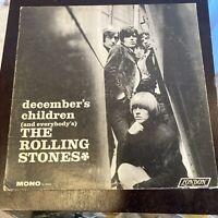 The Rolling Stones - December's Children - ORIGINAL London LL 3451 MONO LP