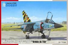 MIRAGE F.1 C/C-200 (ARMEE DE L'AIR/FRENCH AF MKGS) #72388 1/72 SPECIAL HOBBY