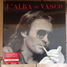 VASCO ROSSI • Cofanetto Limited Edition 4 Vinili Colorati • L'ALBA DI VASCO •