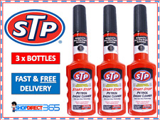 3 X Stp iniciar detener el tratamiento Limpiador de Motor de Gasolina Rendimiento de protección de desgaste