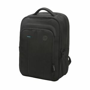 """HP 15.6 SMB Backpack Case Black To Fit Laptops 15.6"""" Notebook Compartment Black"""