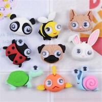 20 pcs Mixed Resin Animals Craft Mixed Kinds DIY Miniature Decorations 2-3cm