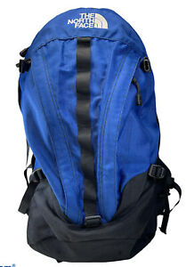 The North Face BIG SHOT Backpack Bag Blue Black